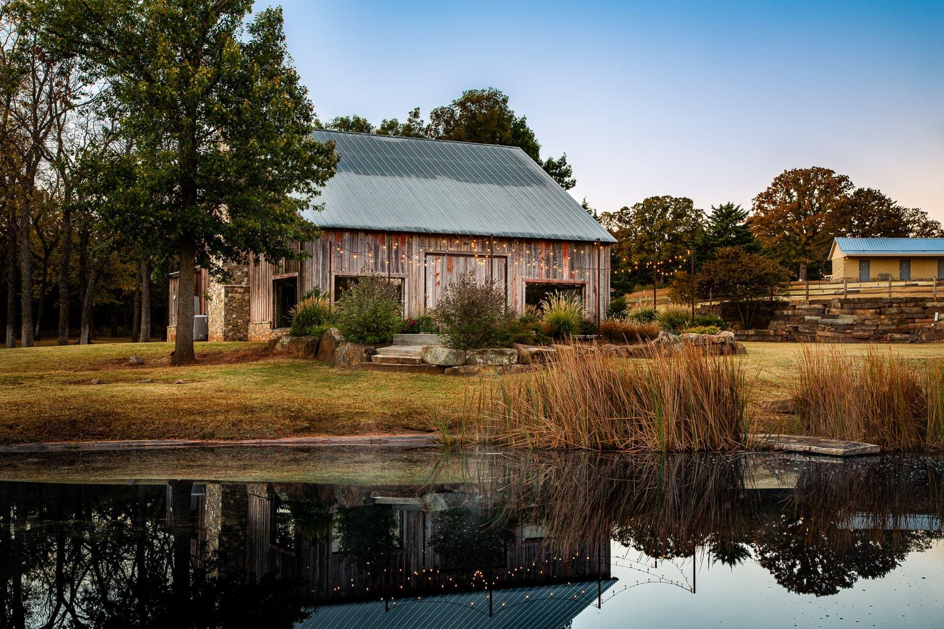 Esperanza Ranch – Oklahoma's most unique barn wedding and events venue