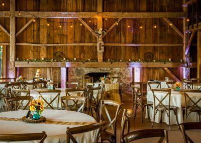 Wedding in the Barn at Esperanza Ranch
