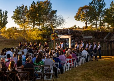 Outdoor Wedding at Esperanza Ranch