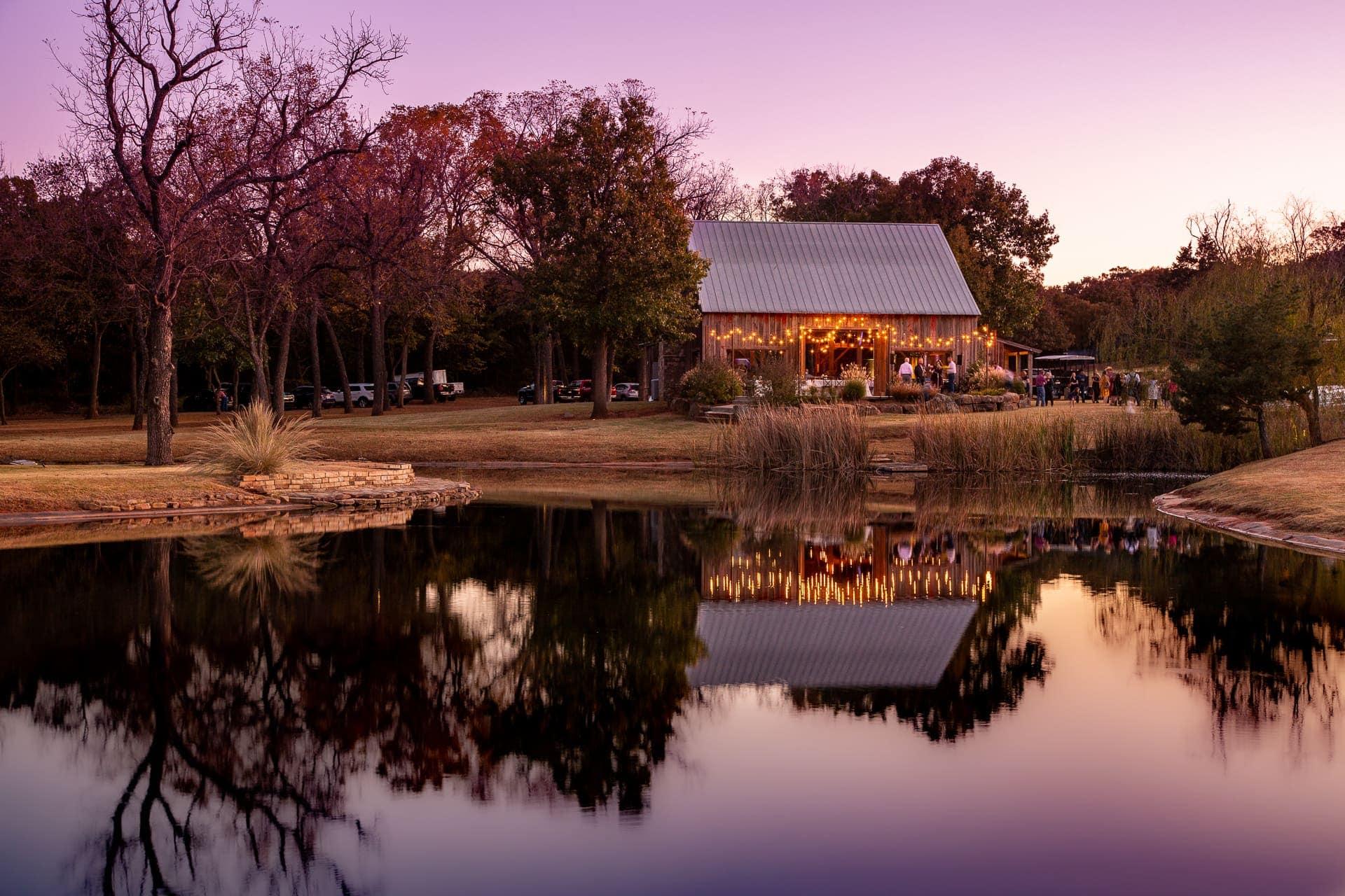 Romantic Evening at Esperanza Ranch