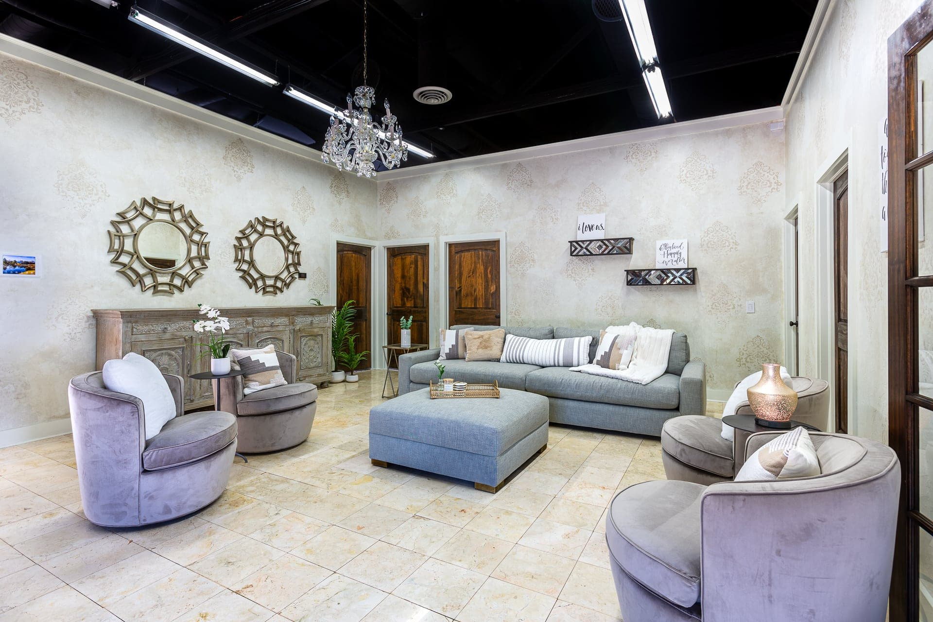 Esperanza Ranch - Bridal Suite