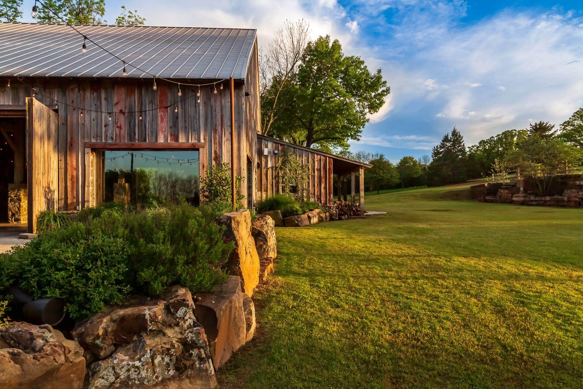 Esperanza Ranch Barn Side